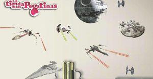 Vinilos decorativos de Star Wars