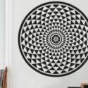 Vinilo decorativo geométrico