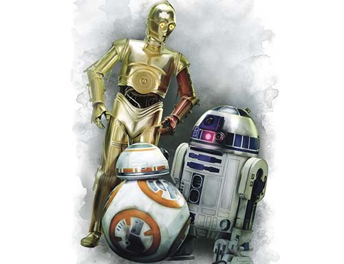 Robots de Star Wars