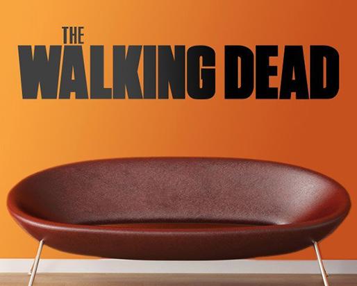 Vinilos decorativos The Walking Dead