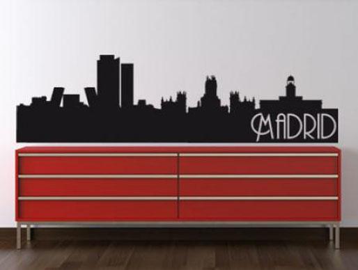 skyline-madrid