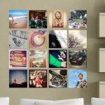 Un vinilo con las fotos de tu cuenta en Instagram