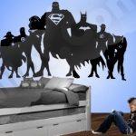 Banda de superhéroes de Marvel en vinilo